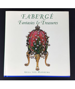 Faberge : Fantasies and Treasures Signed by Géza von Habsburg (1996 HC) - $32.62