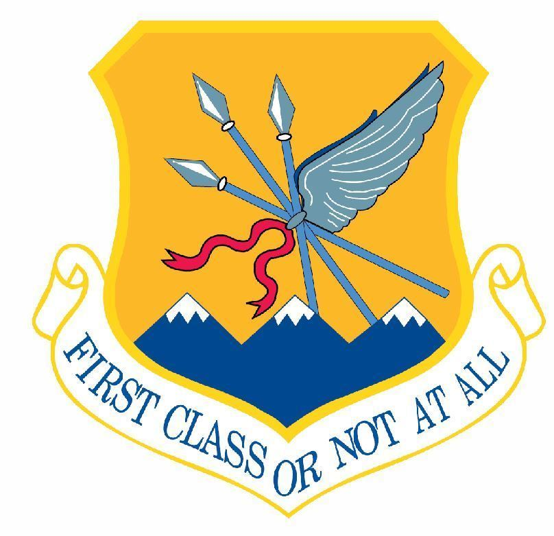 124th Wing Sticker Military Decal M445 - $1.45 - $9.45