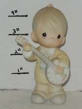 1984 Precious Moments Enesco Happiness Is Lord #12378 HTF - $23.38