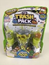 The Trash Pack Liquid Ooze Pack Series 5 Sewer Trash Gross Gang In Garba... - $22.23