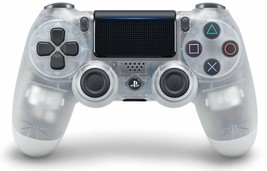DualShock 4 Wireless Controller for PlayStation 4 - Crystal - $44.95