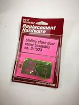 """New Sliding Glass Patio Door Roller 1-1/2"""" Steel Wheels Prime-Line D1523 Vintage - $9.99"""
