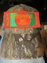 Remington 50 Gerade Filz Falle Federal Munition Mfg Co.12 Ga. Werbe Patc... - $18.99