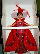 Queen of Hearts Barbie Doll Mattel 1994 #12046 NRFB Bob Mackie Limited E... - $65.00