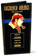 "Sherlock Holmes Collection 5 Disc collector's ""photo frame"" box (DVD) (2003)"