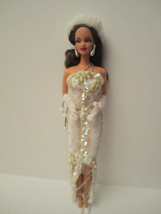 OOAK Collector Barbie Snowy White Princess REPAINT by Amy Nardone All Do... - $60.00