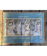 Maurice Sendak WHERE THE WILD THINGS ARE signed poster - $686.00