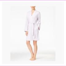 Charter Club French Terry Kimono Robe in Amethyst Heather, XXXL - $23.10