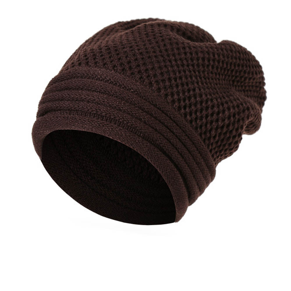 d0f3f7d9292a3 Men women s cap winter warm wool knit ski beanie caps hat casquette homme  gorras mujer