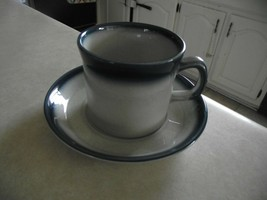 Wedgwood Blue Pacific cup and saucer 1 available - $4.75