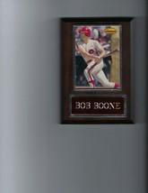 Bob Boone Plaque Baseball Philadelphia Phillies Mlb C - $0.98