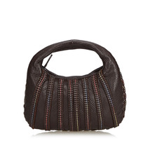 Pre-Loved Bottega Veneta Brown Others Leather Hobo Bag Italy - $452.54