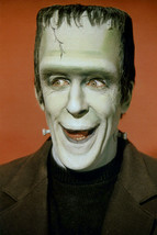 Fred Gwynne as Herman Munster smiling studio publicity pose 8x12 inch re... - $11.75