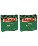Larabar Mint Chip Brownie Fruit & Nut Food Bar 2 Box Pack - $19.75