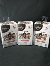 Assassins Creed LOT OF 3 Mystery Mini Gamestop Ex Blind Box Jazwares Funko NEW - $12.86