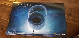 2018 SDCC COMIC CON EXCLUSIVE FOX NATIONAL GEOGRAPHIC POSTER COSMOS WORLDS - $7.91
