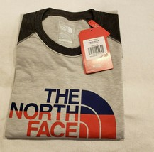 Men's New The North Face Americana 3/4  T-Shirt  Tee Top Sizes Small - $32.99