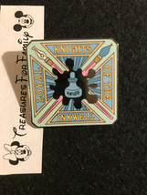 Disney LE Pin Mickey's Toontown Loyal Knights of the Inkwell RARE VHTF F... - $20.99