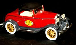 ERTL 1930 Ford Model A Convertible Roadster Bank AA19-1629 Vintage #208 image 10