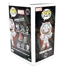 Funko Pop! Marvel Venom Venomized Ultron #596 Bobble-Head Vinyl Action Figure image 4