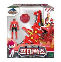 Miniforce Trans Head Pteryx Super Dinosaur Power Pteranodon Action FIgure Toy