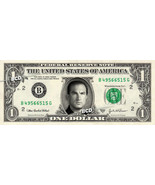 STEVEN SEAGAL on a REAL Dollar Bill Cash Money Collectible Memorabilia Celebrity - $5.55