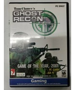 Tom Clancy's Ghost Recon: Game of the Year Pack (PC, 2001) - $4.85