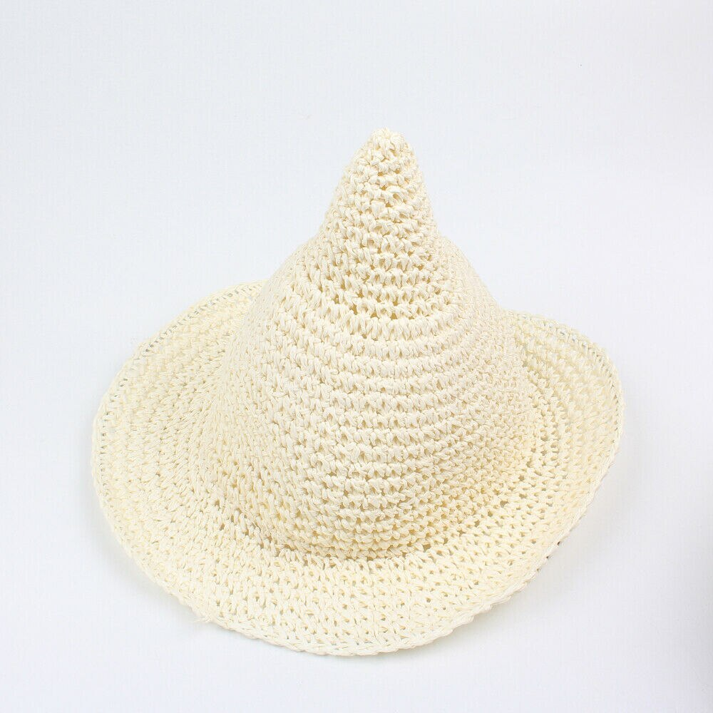 Primary image for 2019 Fashion Baby Girl Summer Sunhat Beach Floppy Hat Wide Large Brim Straw Natu