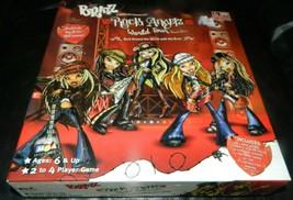 Bratz Rock Angelz World Tour Board Game-Complete - $14.00