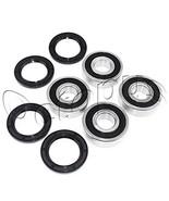 Compatible with HONDA TRX250 FourTrax ATV Bearing & Seal Kit both sides ... - $15.67