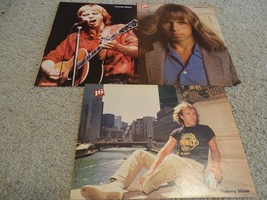 Tommy Shaw teen magazine pinups clippings live on stage sexy hot Bop - $3.50