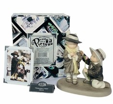 Pretty as Picture Kim Anderson figurine vtg box Wednesdays Child 292133 ... - $48.33