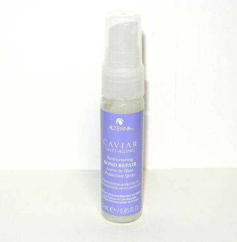 Primary image for ALTERNA CAVIAR Restructuring Bond Repair Leave In Heat Protection Spray .85oz