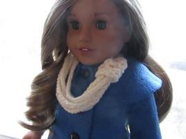 Handmade Crochet Cowl/Infinity Scarf for American Girl/18 Inch Doll - $3.25
