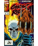 Ghost Rider #38 The Return of Scarecrow! [Comic... - $1.95