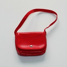 American Girl Molly McIntire Meet Accessories Doll Red Shoulder Bag Purs... - $14.99