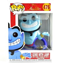 Funko Pop! Disney Aladdin Genie with Lamp #476 Vinyl Action Figure IN ST... - $11.87