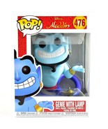 Funko Pop! Disney Aladdin Genie with Lamp #476 Vinyl Action Figure IN ST... - $16.82