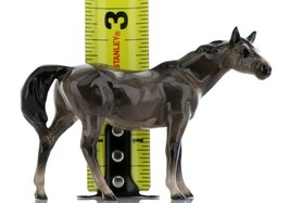 Hagen Renaker Miniature Horse Thoroughbred Mare Ceramic Figurine Boxed image 2