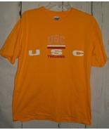 USC Trojans Unisex Adult Gold & Red T-Shirt L - $12.82