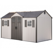 Lifetime 15x8 New Style Storage Shed Kit w/ Floor [60138] - $1,919.95