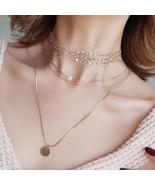 UNIQU® Fashion Rhinestone Chocker Charms Glitter Collar Chockers Choker ... - $2.30