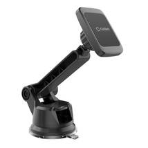 Extra Strength Magnetic Car Dash /Windshield Folding Phone Mount +360° R... - $10.95