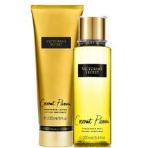 Victoria's Secret Coconut Passion Fragrance Lotion + Fragrance Mist Duo Set  - $39.95