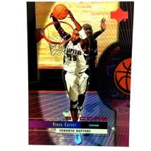 Vince Carter 1999-00 Upper Deck Encore Jamboree Insert Card #J15 Raptors  - $2.92