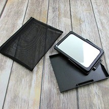 Mary Kay Mirror and Makeup Tray in Zippered Pouch - $6.35