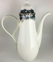 Noritake Sandhurst 9742 Coffee pot & lid  - $300.00