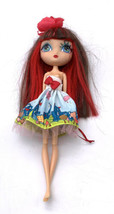 """La Dee Da City Girl Dee Red Hair 10"""" Fashion Doll by Spin Master 2010 SML - $10.89"""