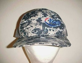 Key Permian Basin Adult Unisex Gray Blue Red Camouflage Trucker Cap One ... - $22.76