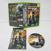 Tom Clancy's Splinter Cell: Pandora Tomorrow (Microsoft Xbox, 2004) COMPLETE - $7.92